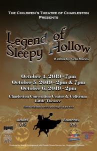 Poster Sleep Hollow final